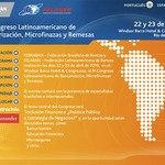 III Congreso latinoamericano de bancarización, microfinanzas y remesas