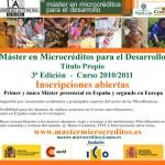 MasterMicrocreditos2010_11