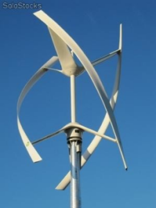 aerogenerador domesticos eje vertical